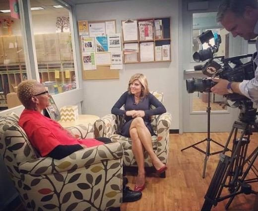 Evelyn House Who Volunteers In Our Toddler Room Was Featured On Channel 5!